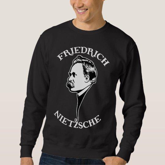 Nietzsche - sv sweatshirt