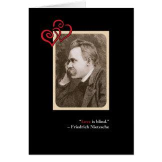 Nietzsche Sweet Valentine s Day Card 1