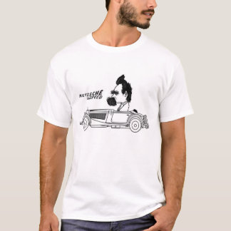 Nietzsche will be speed T-Shirt