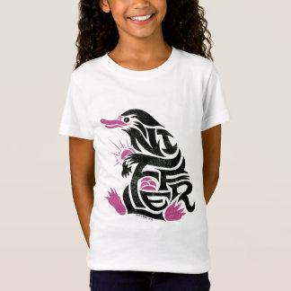 Niffler Typography Graphic T-Shirt