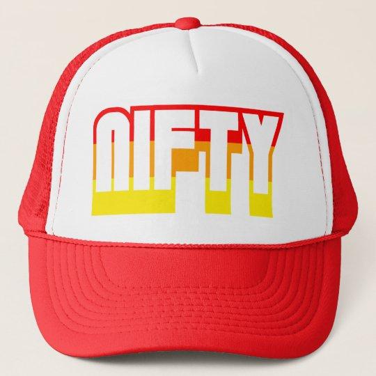Nifty Trucker Hat