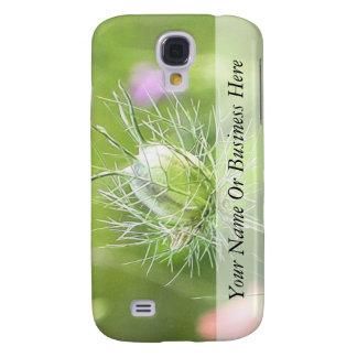 Nigella Seed Head Samsung Galaxy S4 Covers