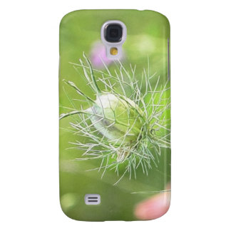 Nigella Seed Head Samsung Galaxy S4 Case