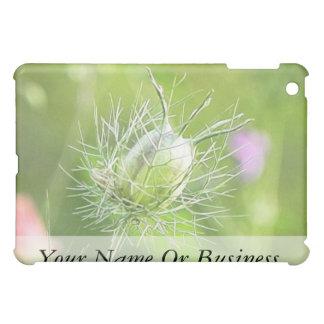 Nigella Seed Head iPad Mini Case