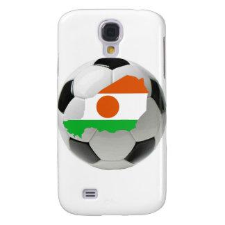 Niger football soccer galaxy s4 cases