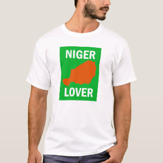 Niger Lover T-Shirt