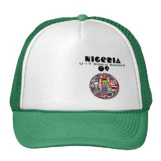 Nigeria/Africa Soccer Hat