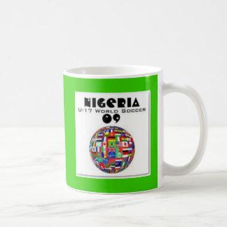 Nigeria/Africa Soccer Mugs