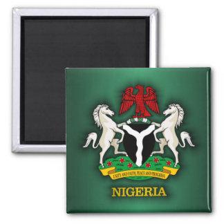 Nigeria COA Magnet