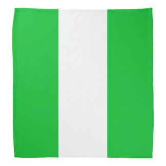 Nigeria Flag Bandana