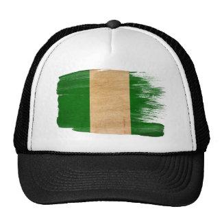 Nigeria Flag Trucker Hat