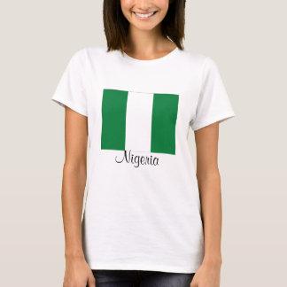 Nigeria flag tshirt
