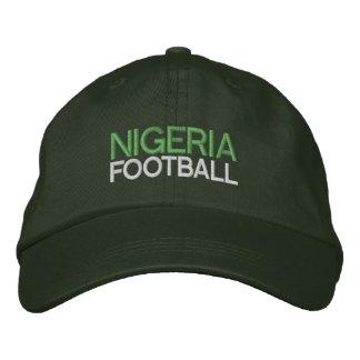 NIGERIA FOOTBALL EMBROIDERED HATS
