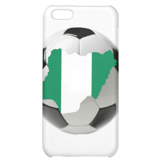 Nigeria football soccer cover for iPhone 5C