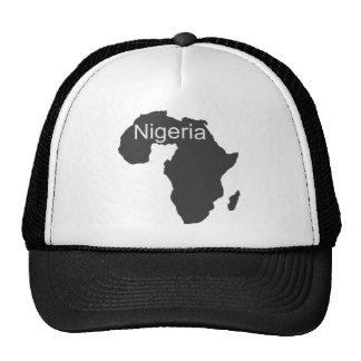 Nigeria Mesh Hat