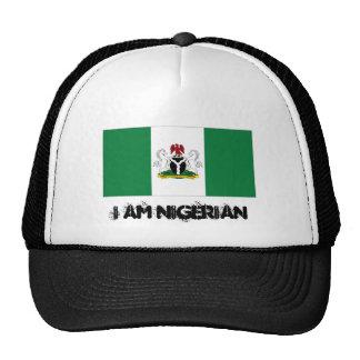 NIGERIA, I AM NIGERIAN MESH HAT