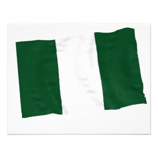 nigeria personalized invite