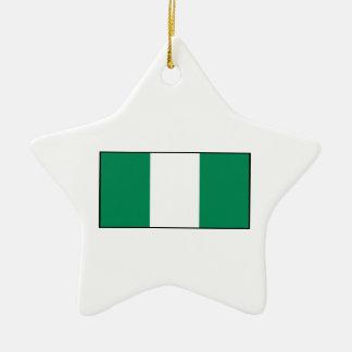 Nigeria - Nigerian Flag Ornament