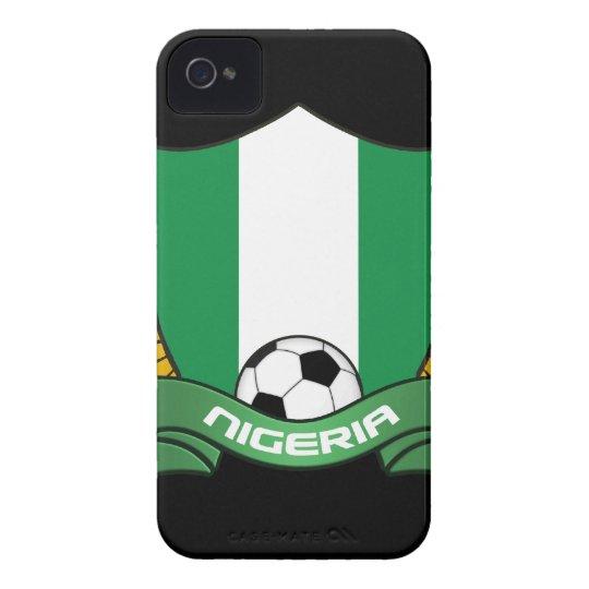 Nigeria Soccer iPhone 4 ID Case-Mate