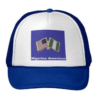 Nigerian American merch Trucker Hats