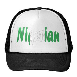 Nigerian Trucker Hat
