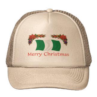 Nigerian Christmas Cap