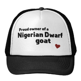 Nigerian Dwarf goat Cap