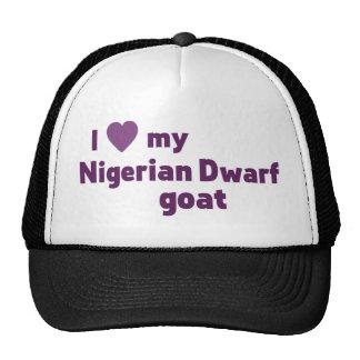 Nigerian Dwarf goat Trucker Hat