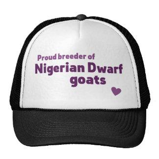 Nigerian Dwarf goats Trucker Hat