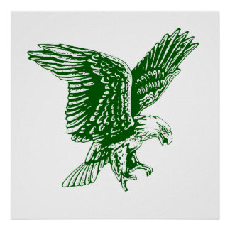 Nigerian eagle posters