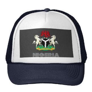Nigerian Emblem Hat