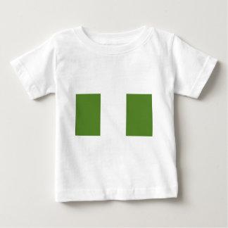 Nigerian Flag Baby T-Shirt
