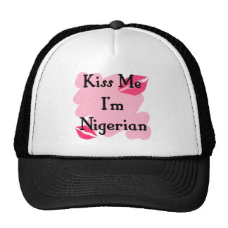 Nigerian Trucker Hats