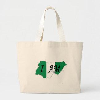 NIGERIAN JUMBO TOTE BAG
