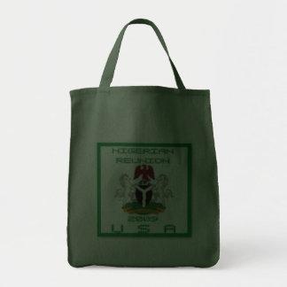 NIGERIAN REUNION TOTE BAG