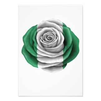 Nigerian Rose Flag Announcement