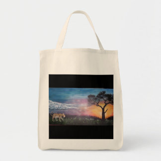 Nigerian Sunset Bags