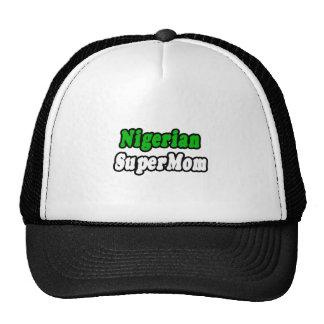 Nigerian SuperMom Trucker Hat