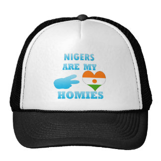 Nigerians are my Homies Hats