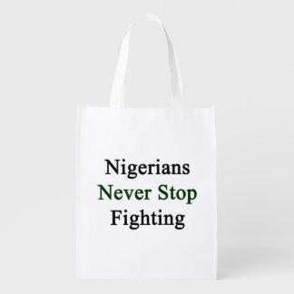 Nigerians Never Stop Fighting