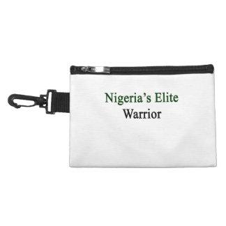 Nigeria's Elite Warrior Accessory Bag