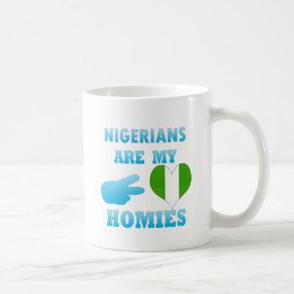 Nigeriens are my Homies Coffee Mug