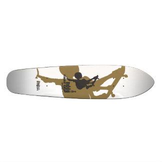 Niggy Stardust Cruiser 20 Cm Skateboard Deck