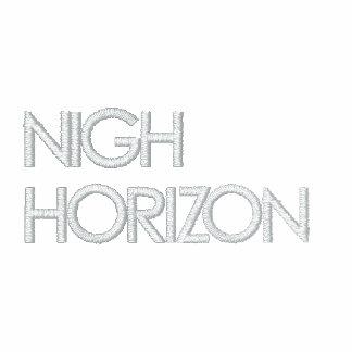 Nigh Horizon Embroidered AA Fleece Track Jacket