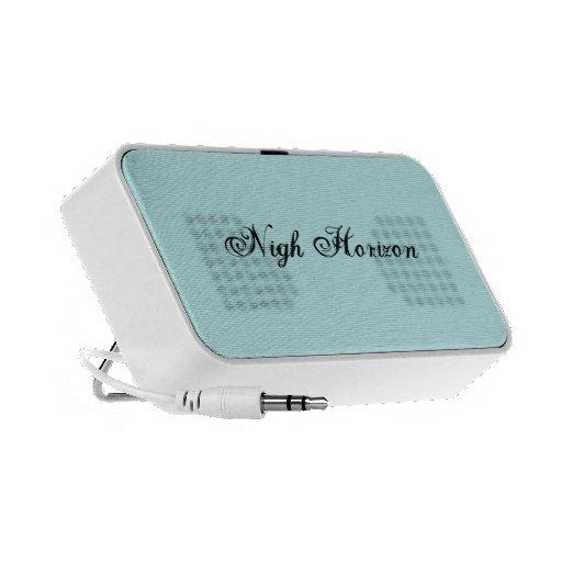 Nigh Horizon Selfish Doodle by OrigAudio™ Portable Speakers
