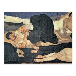 Night 1890 oil on canvas postcards