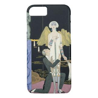 Night, 1925 (pochoir ) iPhone 8/7 case