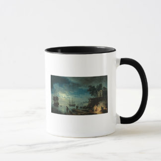 Night: A Port in the Moonlight, 1748 Mug