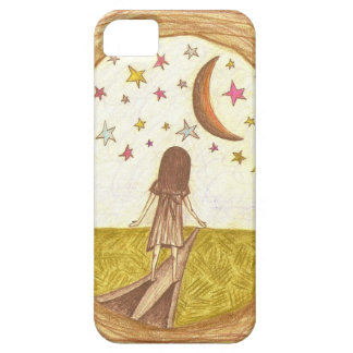 Night Adventure iPhone 5 Cover