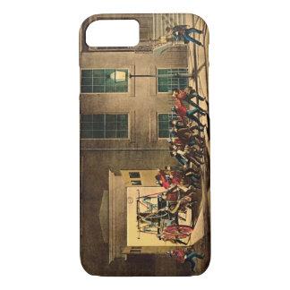 Night Alarm 1854 iPhone 7 Case